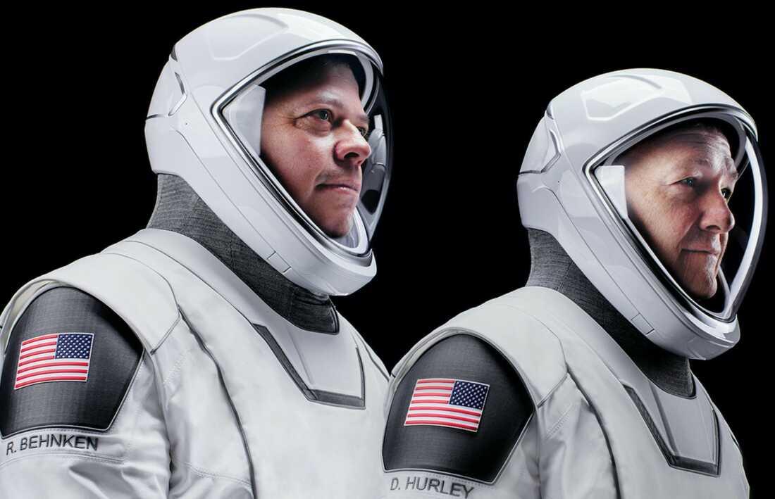Trajes de Hollywood al espacio.